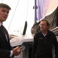 01/11/2011 - Rencontre avec le Ministre des sports David Douillet
