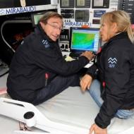 28/10/2011 - Avant le départ de la Transat Jacques Vabre 2011