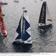 2010-11 BARCELONA WORLD RACE- Double-Handed, Non-Stop Sailing Round the World Race. Start  31 Dec 2010.